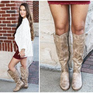 Not Rated   NWT Crawford Riding Boots